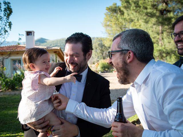 La boda de Javi y Sara en Candeleda, Ávila 43