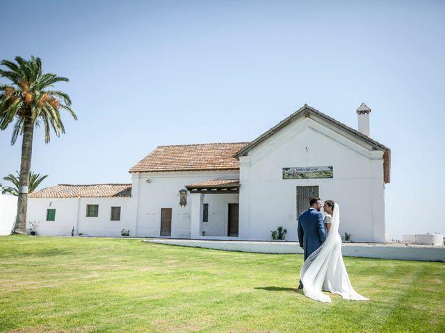 La boda de Moisés y Carolina en Cádiz, Cádiz 1