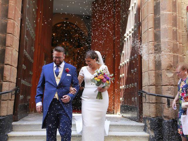 La boda de Moisés y Carolina en Cádiz, Cádiz 5