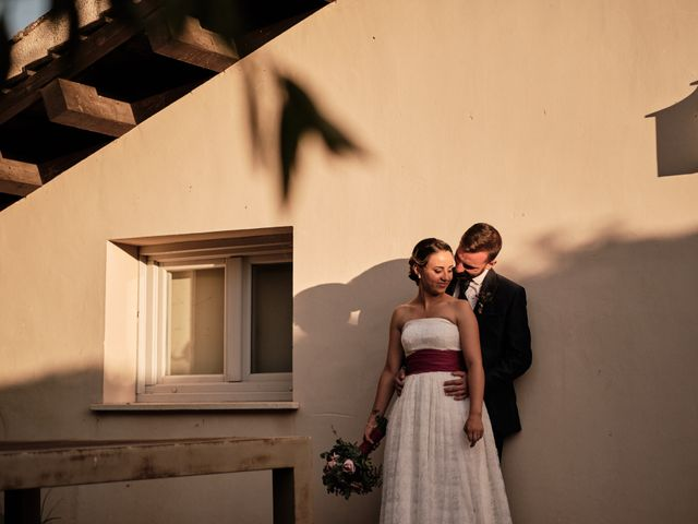 La boda de Toni y Ana en Aranjuez, Madrid 2