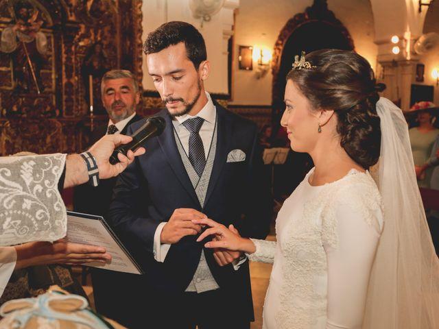 La boda de Jose Antonio y María en Aznalcazar, Sevilla 32