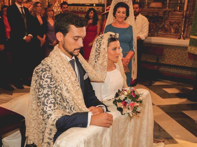 La boda de Jose Antonio y María en Aznalcazar, Sevilla 33