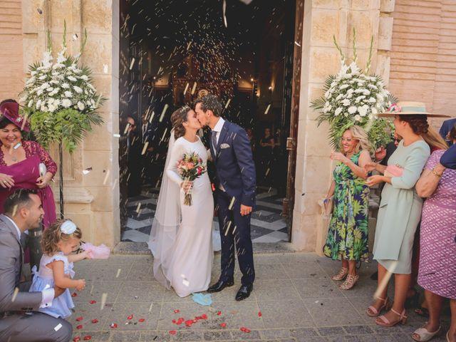 La boda de Jose Antonio y María en Aznalcazar, Sevilla 34