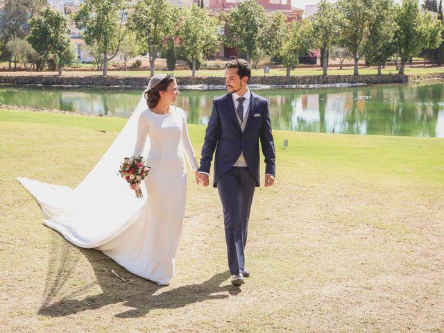 La boda de Jose Antonio y María en Aznalcazar, Sevilla 2