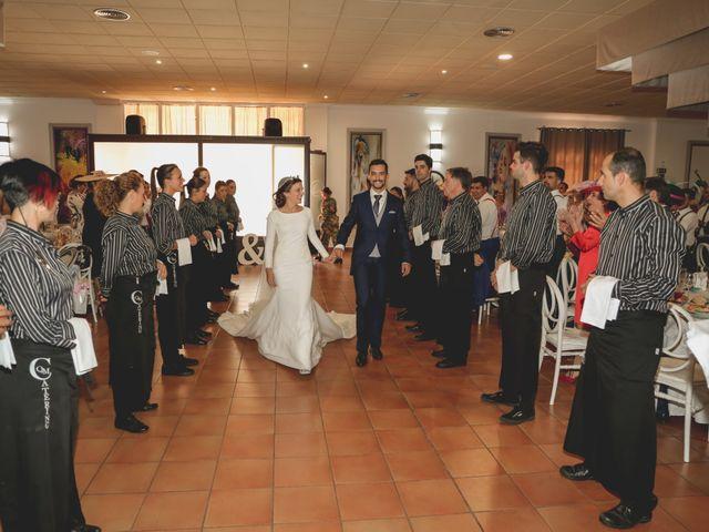 La boda de Jose Antonio y María en Aznalcazar, Sevilla 42