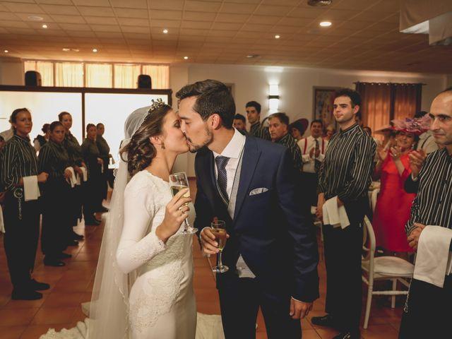 La boda de Jose Antonio y María en Aznalcazar, Sevilla 44