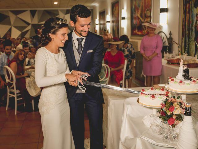 La boda de Jose Antonio y María en Aznalcazar, Sevilla 47