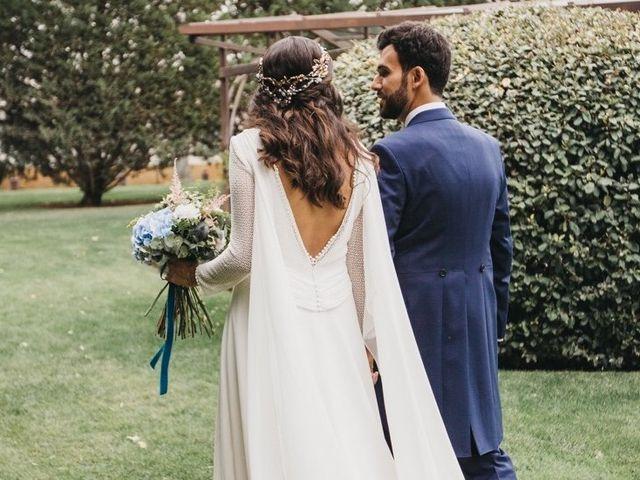 La boda de Belén  y Iván