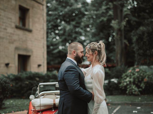 La boda de Nerea y Gaizka