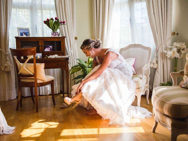 La boda de David y Lara en Pesquera De Duero, Valladolid 26