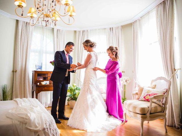 La boda de David y Lara en Pesquera De Duero, Valladolid 43