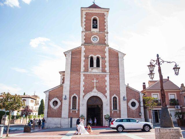 La boda de David y Lara en Pesquera De Duero, Valladolid 60