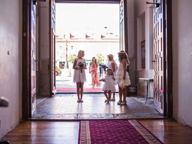 La boda de David y Lara en Pesquera De Duero, Valladolid 61