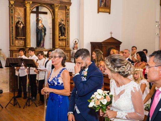 La boda de David y Lara en Pesquera De Duero, Valladolid 71