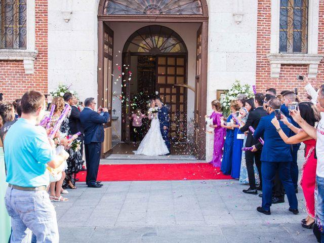 La boda de David y Lara en Pesquera De Duero, Valladolid 74