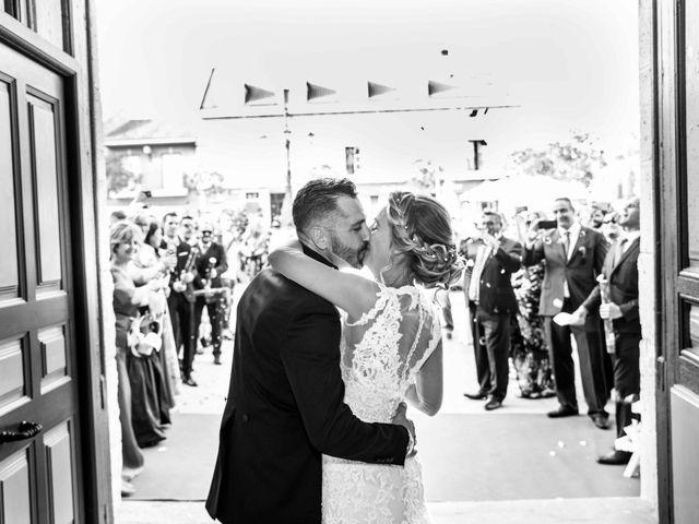 La boda de David y Lara en Pesquera De Duero, Valladolid 75