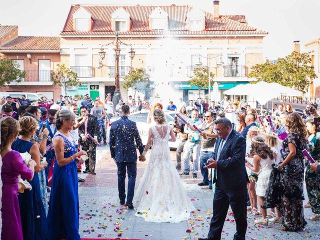 La boda de David y Lara en Pesquera De Duero, Valladolid 77