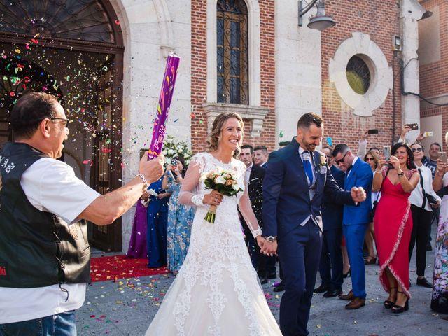 La boda de David y Lara en Pesquera De Duero, Valladolid 78