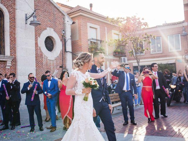 La boda de David y Lara en Pesquera De Duero, Valladolid 79