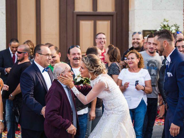 La boda de David y Lara en Pesquera De Duero, Valladolid 86