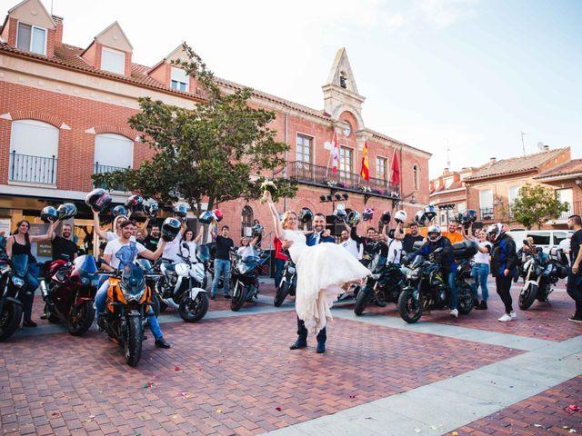 La boda de David y Lara en Pesquera De Duero, Valladolid 88