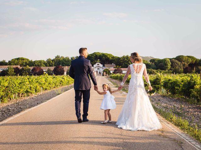 La boda de David y Lara en Pesquera De Duero, Valladolid 91