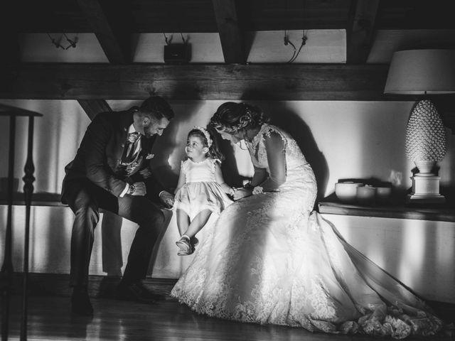 La boda de David y Lara en Pesquera De Duero, Valladolid 93