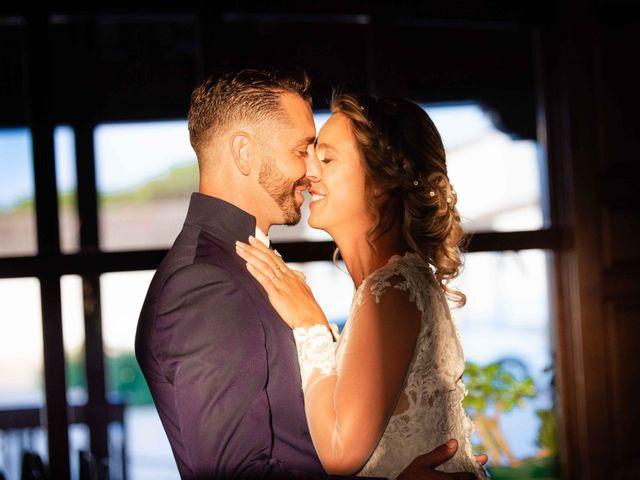 La boda de Lara y David