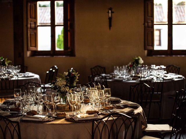 La boda de David y Lara en Pesquera De Duero, Valladolid 119