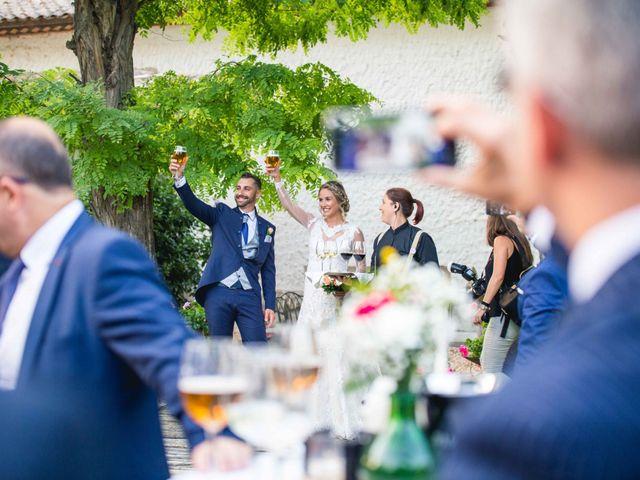 La boda de David y Lara en Pesquera De Duero, Valladolid 121