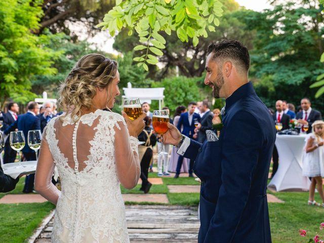 La boda de David y Lara en Pesquera De Duero, Valladolid 122