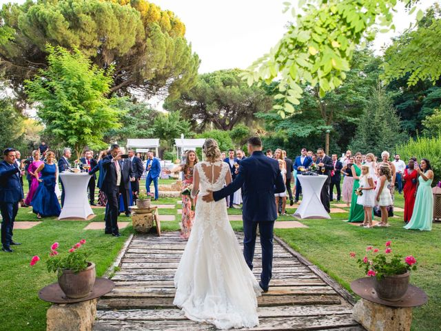 La boda de David y Lara en Pesquera De Duero, Valladolid 123
