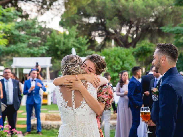 La boda de David y Lara en Pesquera De Duero, Valladolid 124