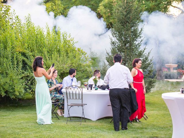 La boda de David y Lara en Pesquera De Duero, Valladolid 125