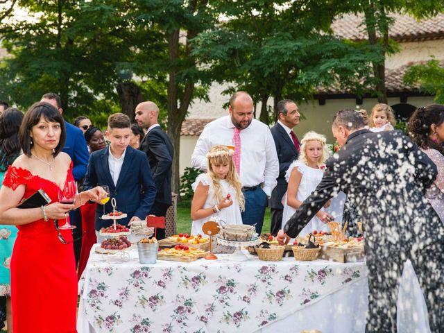 La boda de David y Lara en Pesquera De Duero, Valladolid 127