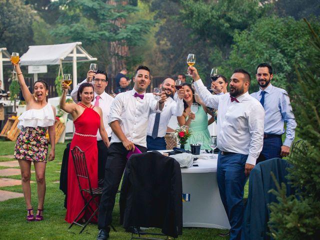 La boda de David y Lara en Pesquera De Duero, Valladolid 130