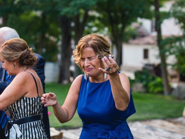 La boda de David y Lara en Pesquera De Duero, Valladolid 137