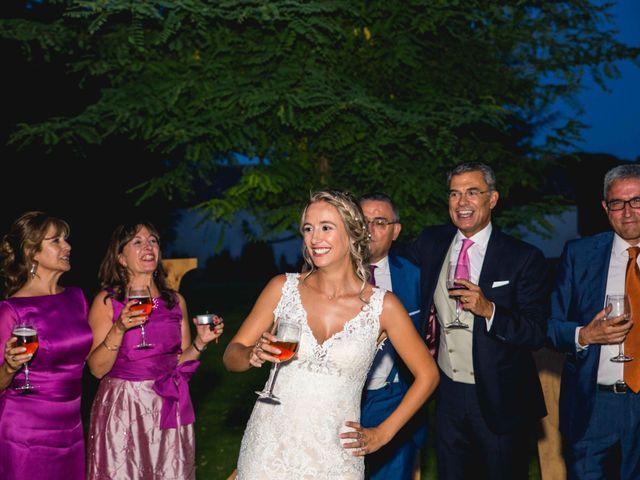 La boda de David y Lara en Pesquera De Duero, Valladolid 143