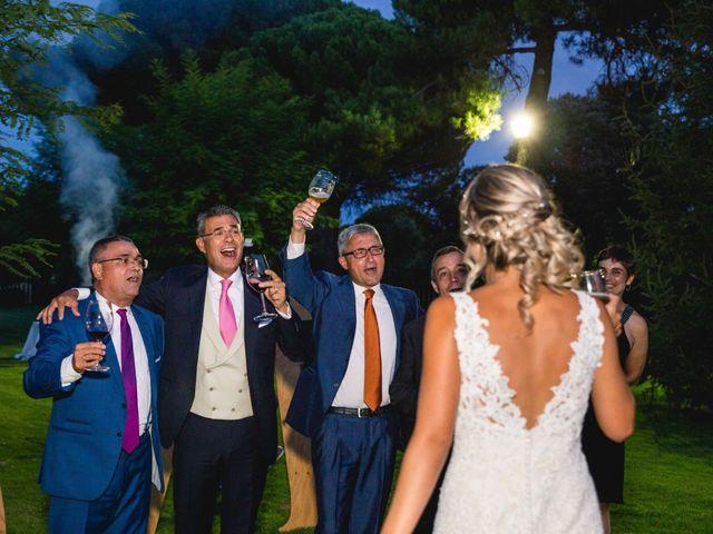 La boda de David y Lara en Pesquera De Duero, Valladolid 144