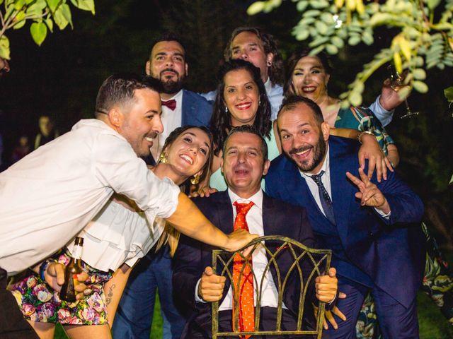 La boda de David y Lara en Pesquera De Duero, Valladolid 147