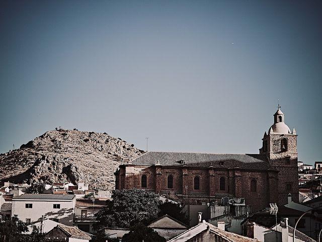 La boda de Javier y Nieves en Illora, Granada 1