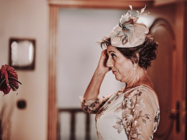 La boda de Javier y Nieves en Illora, Granada 16