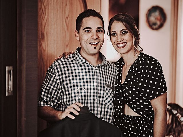 La boda de Javier y Nieves en Illora, Granada 22