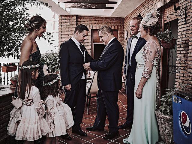 La boda de Javier y Nieves en Illora, Granada 42