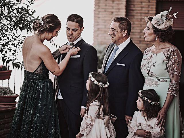 La boda de Javier y Nieves en Illora, Granada 44