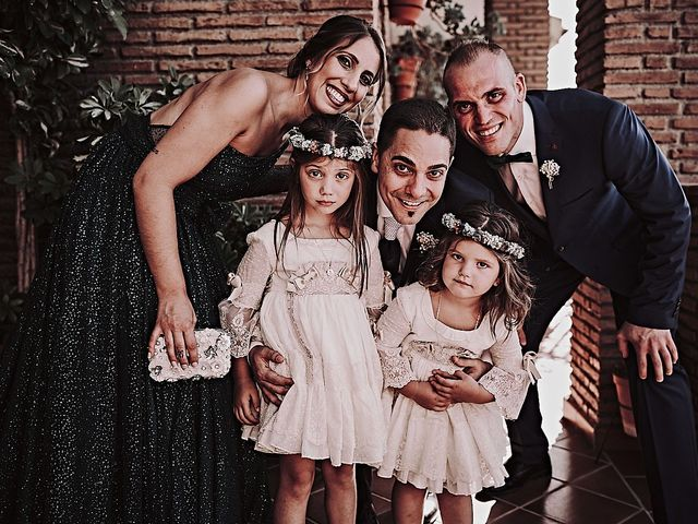 La boda de Javier y Nieves en Illora, Granada 48