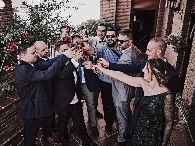 La boda de Javier y Nieves en Illora, Granada 49