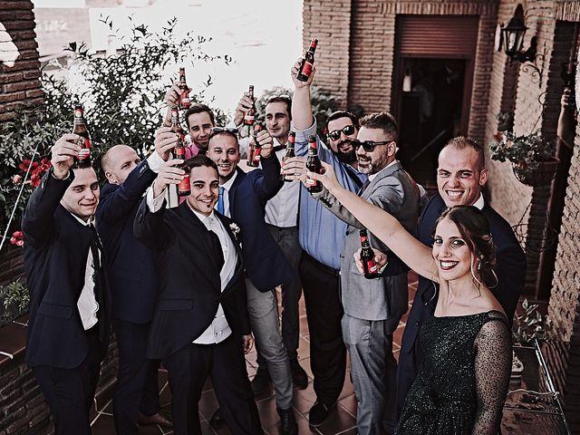 La boda de Javier y Nieves en Illora, Granada 50