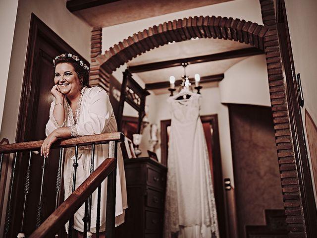 La boda de Javier y Nieves en Illora, Granada 64