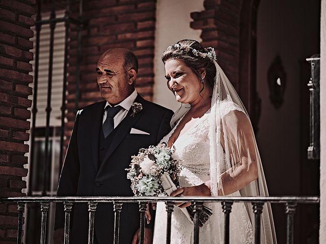 La boda de Javier y Nieves en Illora, Granada 95